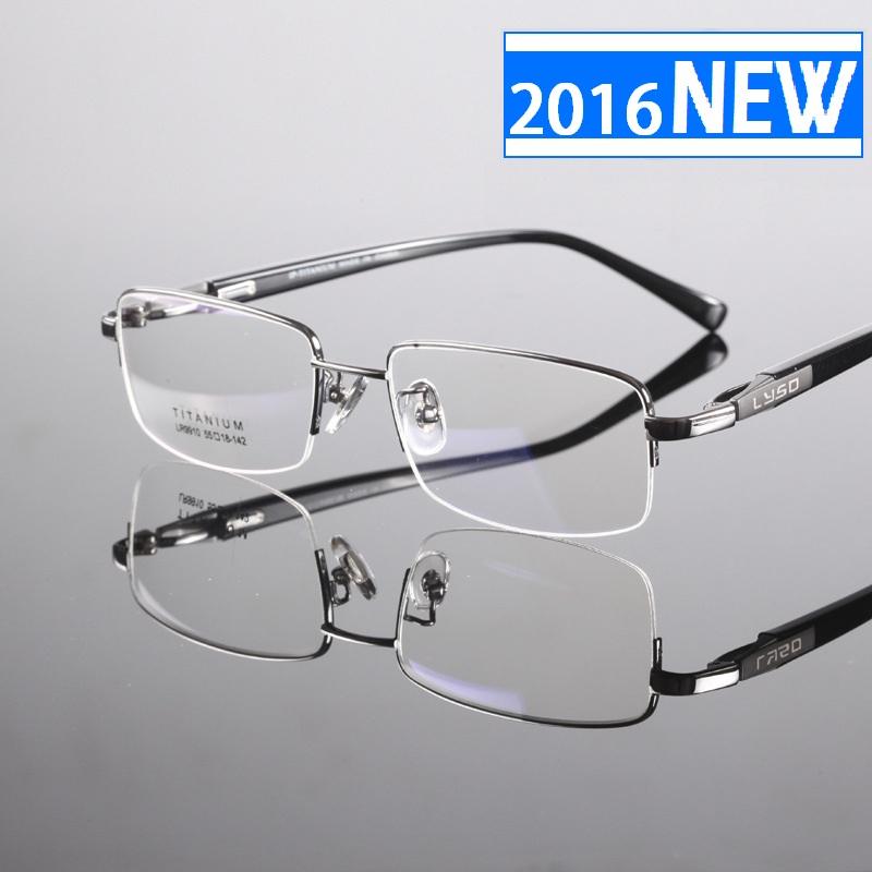 Ultra Lightweight Eyeglass Frames : 2016 Titanium Ultra Light Weight Eyeglass Frame Eyewear ...