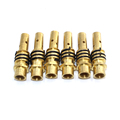 120pcs15AK Binzel MIG torch gun consumables link rod electrode for the MIG welding machine