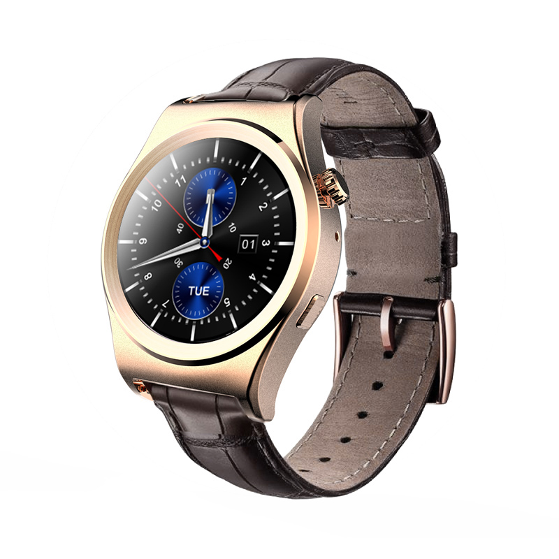 X10 Smart Watch Bluetooth Sports Fitness Tracker Heart Rate Monitor Thermometer Smartwatch Clock 1.30 inch TFT Full IPS Screen(China (Mainland))