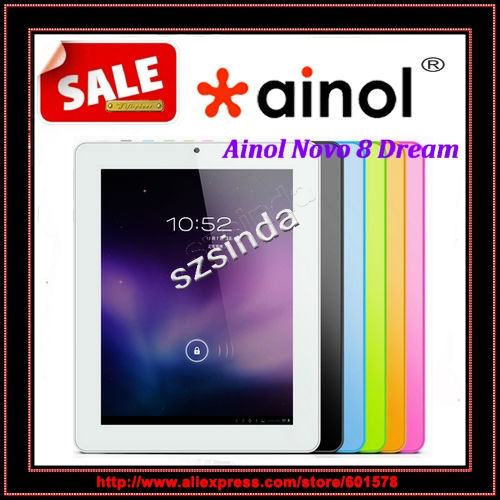 beiyong---Ainol Novo 8 Dream 8inch Capacitive ATM7029 Quad Core 1.5Ghz Android 4.1 1024x768 HDMI Tablet PC