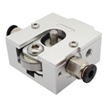 ANYCUBIC DIY Reprap Bulldog All metal Extruder For 1 75mm Compatible J head MK8 Extruder Remote