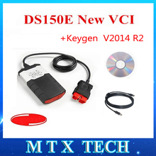 New Vci For DELPH1 DS150E V2014R2 Diagnostic Tool For Autocom ds 150e TCS CDP Pro Plus OBD2 with Keygen(China (Mainland))