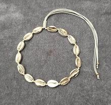 Artilady vỏ Vòng cổ handmade vỏ bãi biển vòng tối giản Vòng Cổ Choker dành cho nữ trang sức nữ Tặng(China)