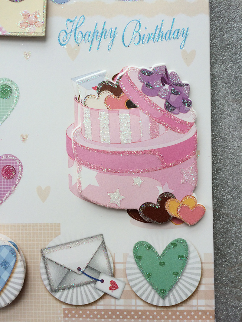 card tuner Picture More Detailed Picture about Cake 3D stereo – Creative Birthday Card Messages