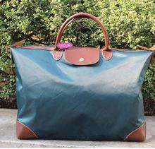 2015 New Women Travel Bags Large Capacity Men Luggage Travel Duffle Bags Nylon Waterproof Bag Outdoor Hiking Sports Bag Folding(China (Mainland))