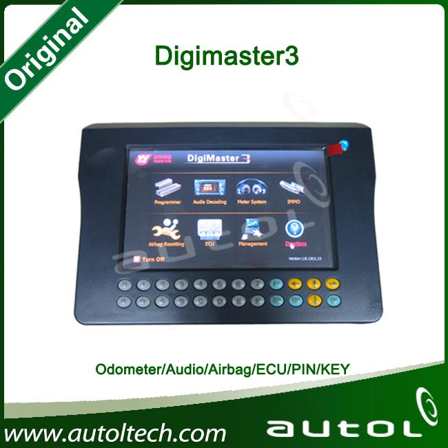 Hot sale for digimaster iii original not need tokens(China (Mainland))