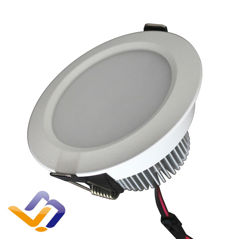 6pcs/lot dimmable 3W/5W led downlight AC85-265V white color hole diameter:80mm long lifespan home&amp;commercial indoor lighting<br><br>Aliexpress