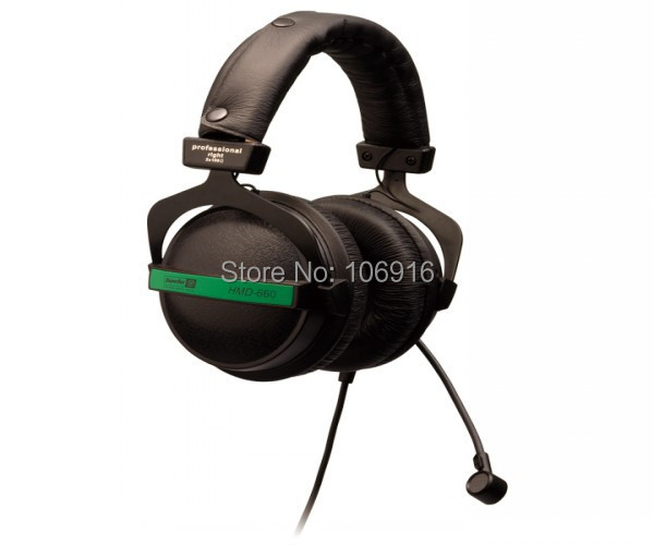 FREE SHIPPING Superlux HMD660E Professional Stereo Headphones with Incorporated Dynamic Microphone<br><br>Aliexpress