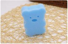 דוב תינוק מוצרי אמבטיה נוחה אמבטיה לתינוק קמטים סוכר ילדי רע כותנה קמטים מקלחת ג 'ל(China)