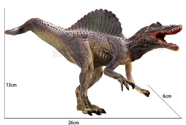 Jurassic park spinosaurus juguetes