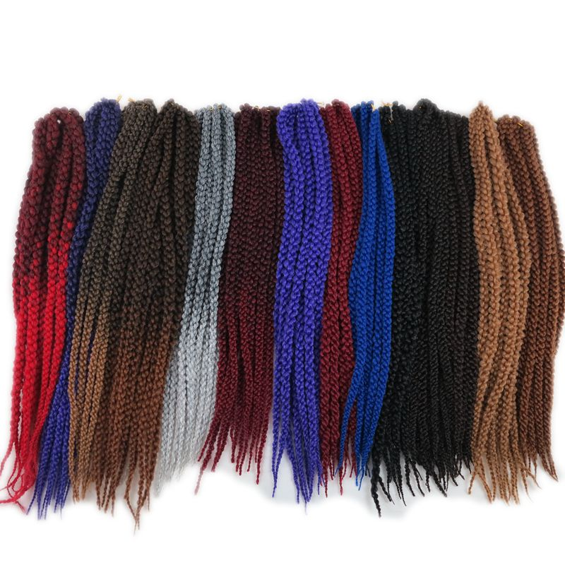 Twist 10packs/lot For Synthetic 3