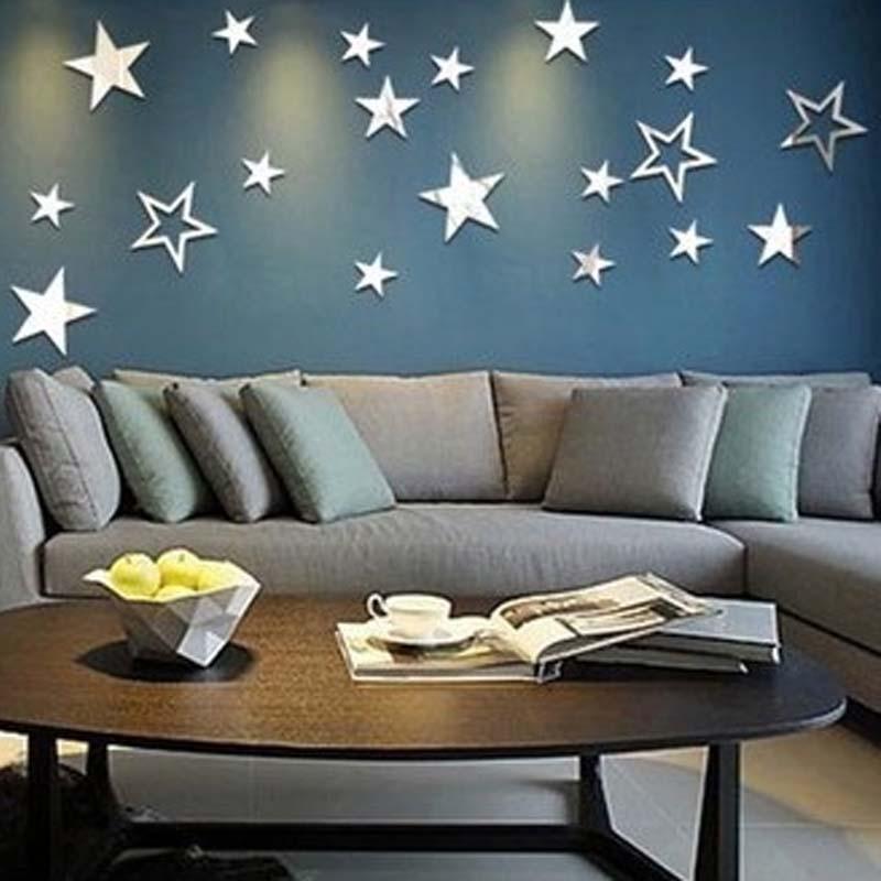 Adesivi soffitto della stella acquista a poco prezzo for Camera da letto del soffitto della cattedrale