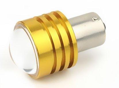Hot SMD 1156 Super Bright Pure Yellow LED Car Light Bulb Lamp
