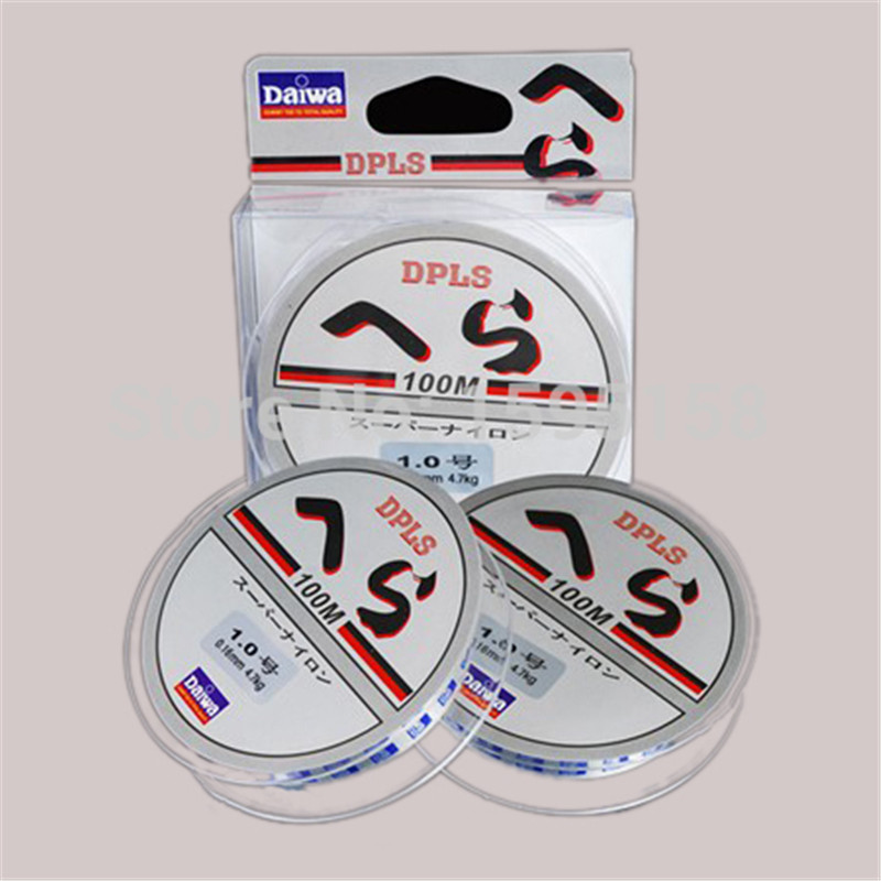 High Quality Available 100M Fluorocarbon Fishing Line 0.1-0.5mm 1.8-23.7kg Carbon Fiber Monofilament Nylon Lines Free Shipping<br><br>Aliexpress
