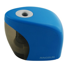 New Touch Switch Automatic Pencil Sharpener Home School Office Desktop Electric Pencil Sharpener(China (Mainland))