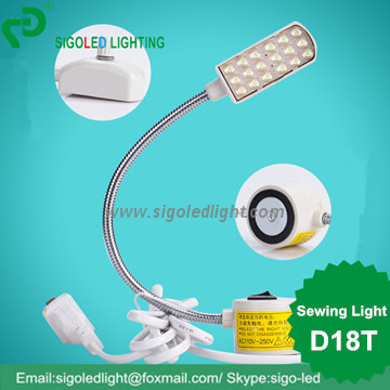 FREE SHIPPING- LED indsutrial sewing machine lamp/sewing light/work light,AC110V,AC220V,AC380V, 0.5W, high quality<br><br>Aliexpress