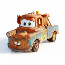 Buy Pixar Cars Lightning Mater 1:48 Diecast Metal Alloy Toys Birthday Christmas Gift Cartoon Dolls Children 1PCS for $4.46 in AliExpress store