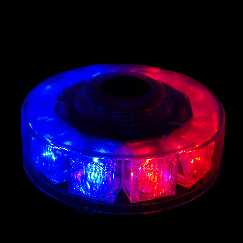 10leds Super Bright 30w Car Roof Warning Light Dome