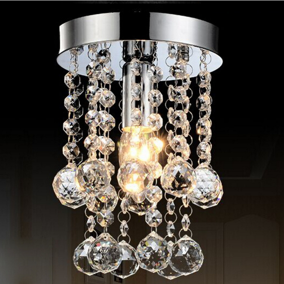 buy modern luxury crystal chandelier bedroom lustres