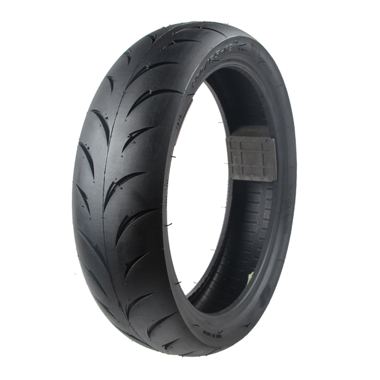 Фотография Semi hot melt electric motorcycle modified vacuum tire tire tread modified motorcycle tire 100/65-12