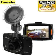 Camecho Car Camera G30 Full HD 1080P 2.7″ Car Dvr Recorder + Motion Detection Night Vision G-Sensor 32GB Dvrs Dash Cam Black Box