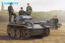 Modelo Hobby Boss 82431 1/35 PzKpfw I Ausf C ( VK 601 ) kit de modelo de plástico