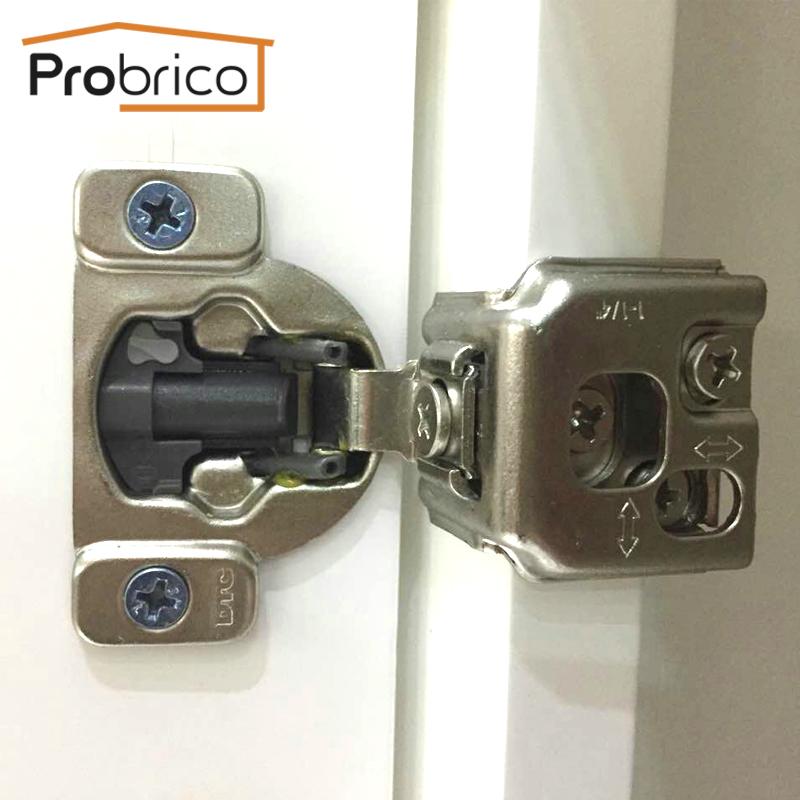 Probrico Soft Close Kitchen Cabinet Hinge CHM36H1 1 4 Concealed Frame