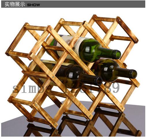 Винные стеллажи из Китая