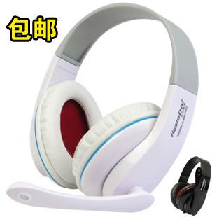 Free Shipping  Gaobao huaye a-868 game earphones headset earphones with big earphones