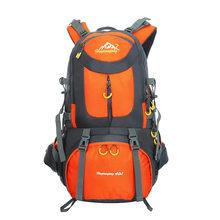 60L 50L 40L mochila de viaje impermeable para hombre, Mochila deportiva, mochila para montañismo al aire libre, senderismo, escalada, Camping, mochila para hombre(China)