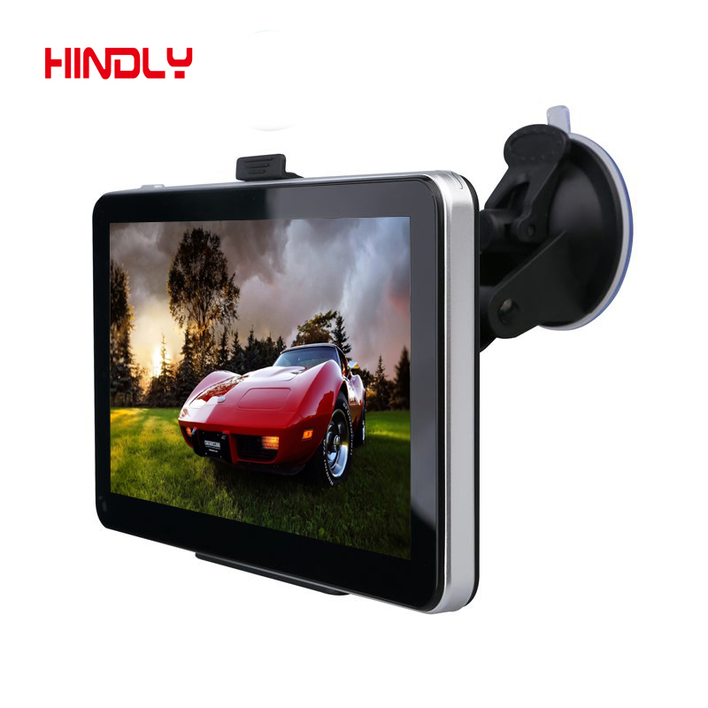 Cheapest! 7 inch auto GPS navigation, DDR 128 MB, Navitel 9.1 2016 maps for Russia, FM, 800 MHz, WinCE 6.0(China (Mainland))