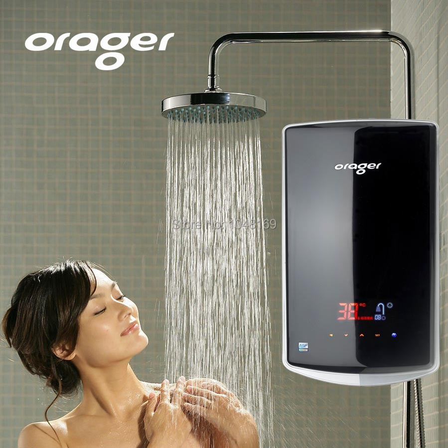 Buy electric instant hot water heater for 1 bathroom tankless water heater