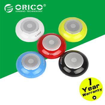 Orico BTP16 портативный мини красочные внешний беспроводной динамик - 5 имеющийся цвет