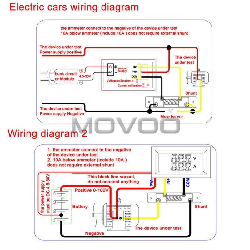 HTB1qizdIVXXXXcOXXXXq6xXFXXXn voltage and amp meter wiring diagram schematic wiring diagrams \u2022