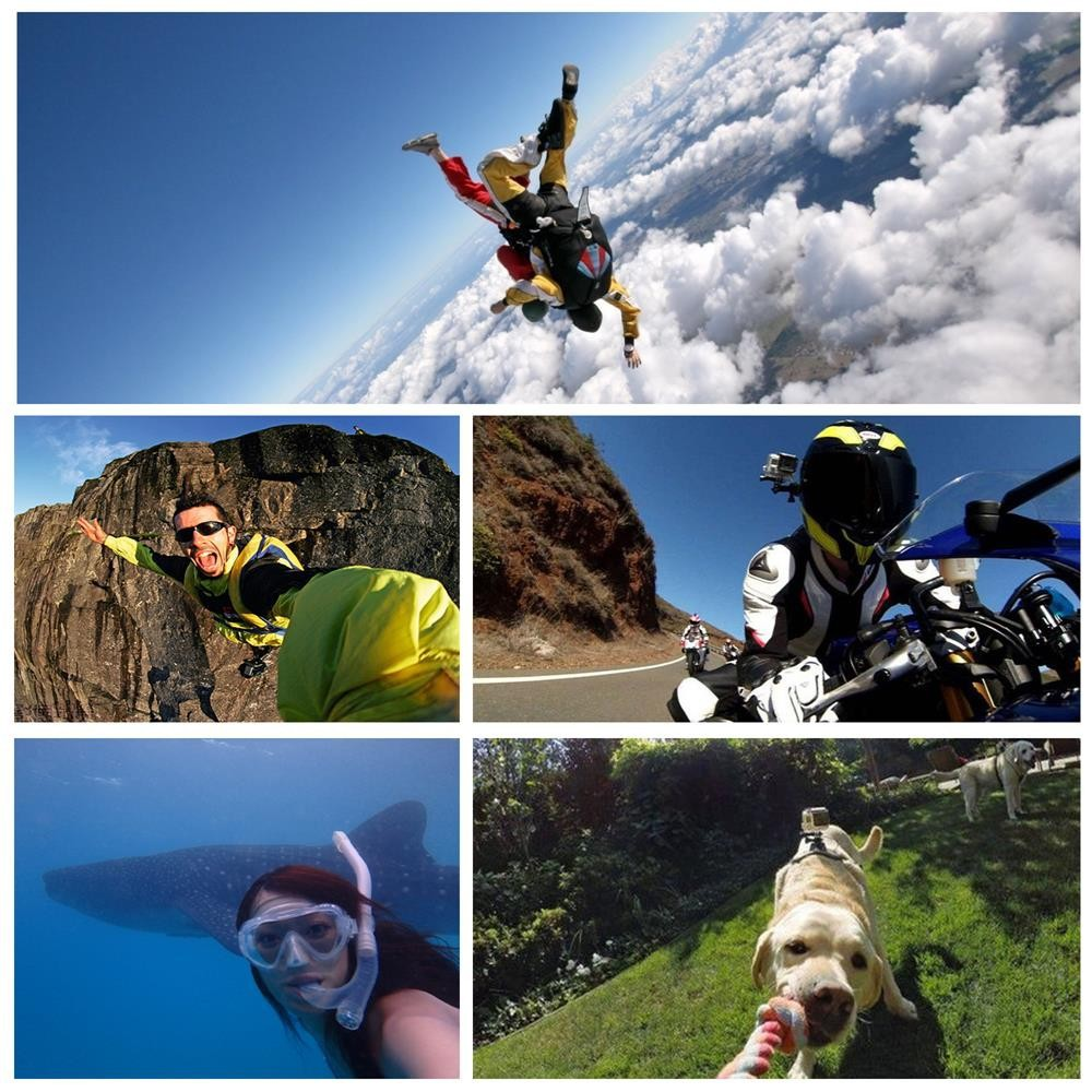 go pro digital camera photograph