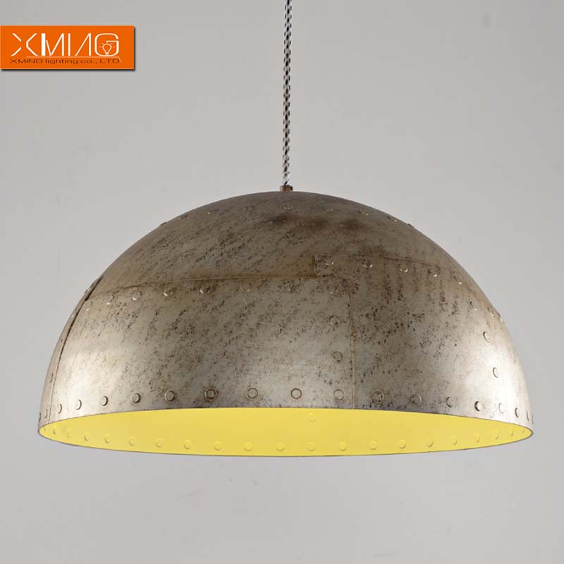 Vintage Pendant Light Fixtures Metal Industrial Hanging Lamp For Living  Dining Room Bar Light Decoration E27 Rustic Lighting