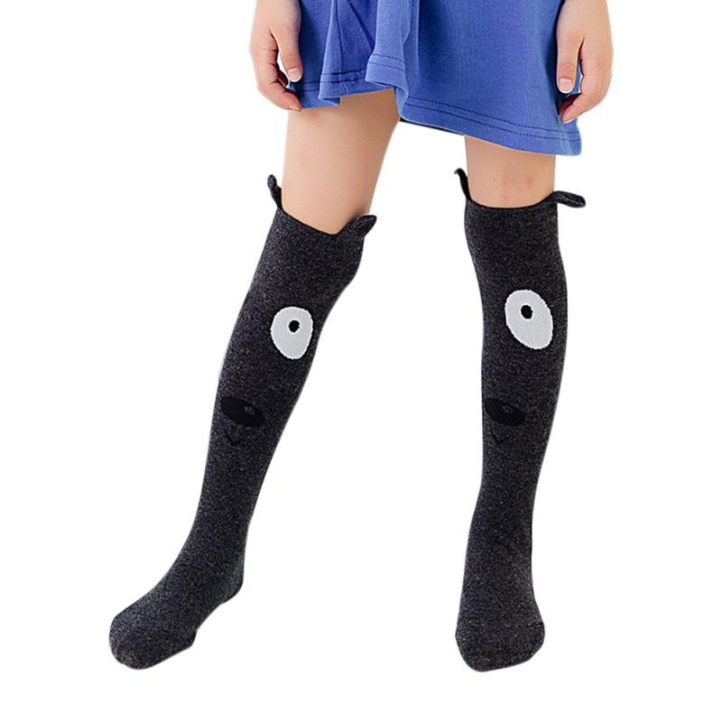 Детские носки до колена для малышей гетры девочек и мальчиков детская одежда XL2207C1 (3)