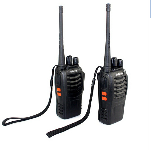 2 PCS Portable Radio Walkie Talkie H-777 Retevis OEM for Baofeng UHF 400-470MHz Station Free Earphone Free Shipping A9105A ESHOW(China (Mainland))
