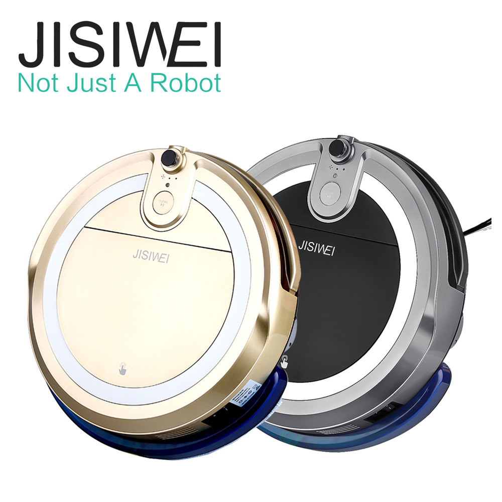 JISIWEI i3 Robot Vacuum Cleaner Ceramic Wooden Marble Floor Short-hair Carpet Home Sweeper Wifi Remote Control Vacuum Cleaner(China (Mainland))