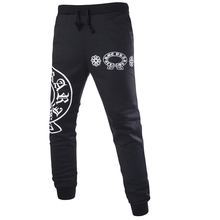 drawstring loose casual bottoms trousers men cotton pants sport joggers sweatpants 3 color M L XL XXL CY249 - Shopping In China store