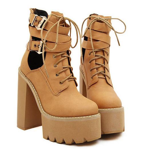 Женские ботинки femininas monsignor quixote