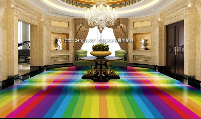 Rainbows tapeten kaufen billigrainbows tapeten partien aus china rainbows tapeten lieferanten - 3d bodenfliesen ...