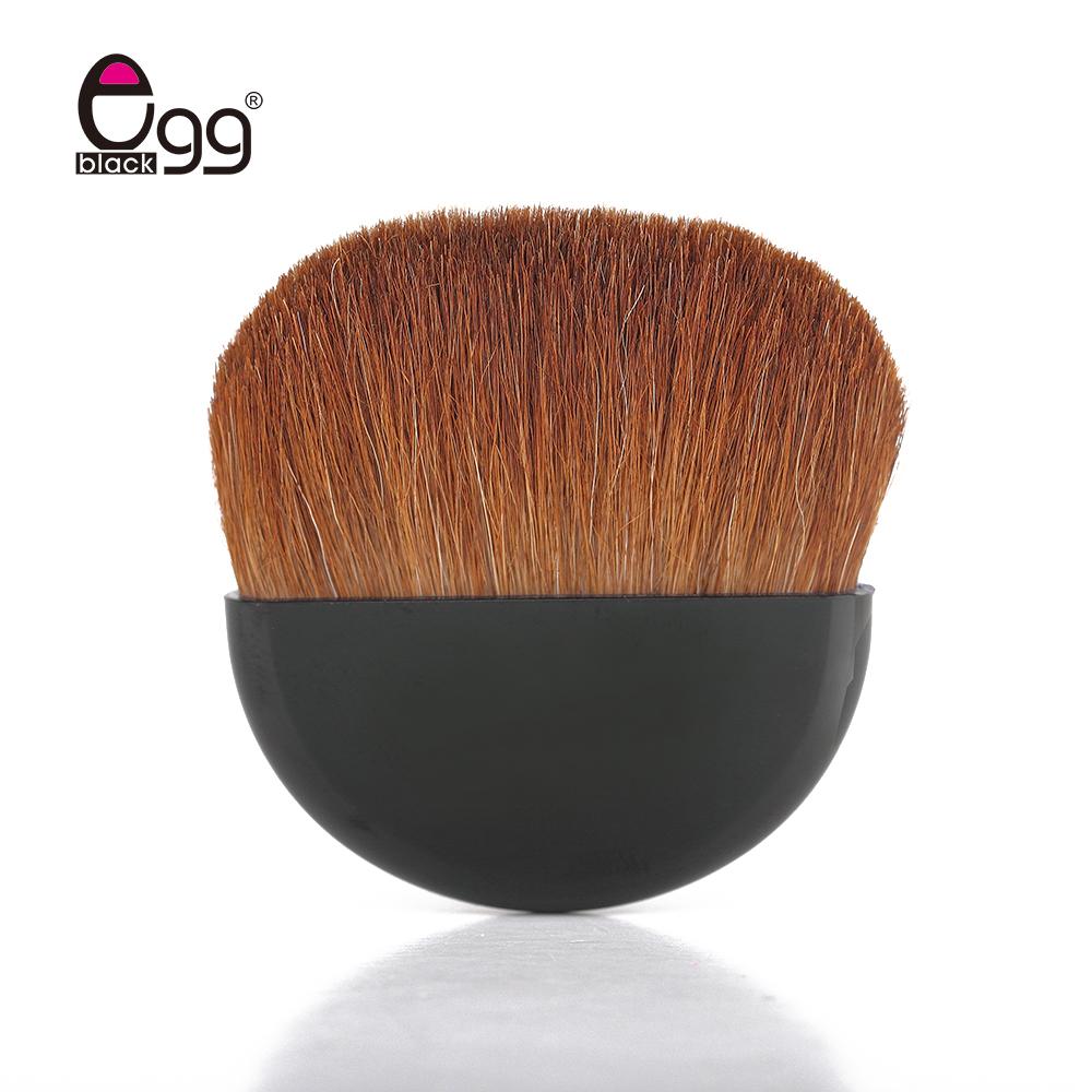 Powder Brush Makeup Brushes Blush Foundation Round Make Up Mini Portable Cosmetics flat Brushes Soft Face Makeup(China (Mainland))
