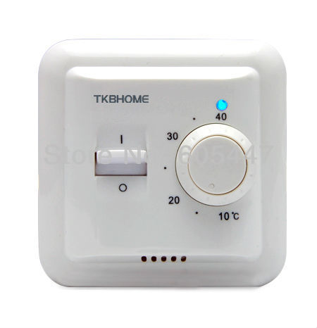 E72.26 underfloor heating temperature controller  electrical heating thermostat
