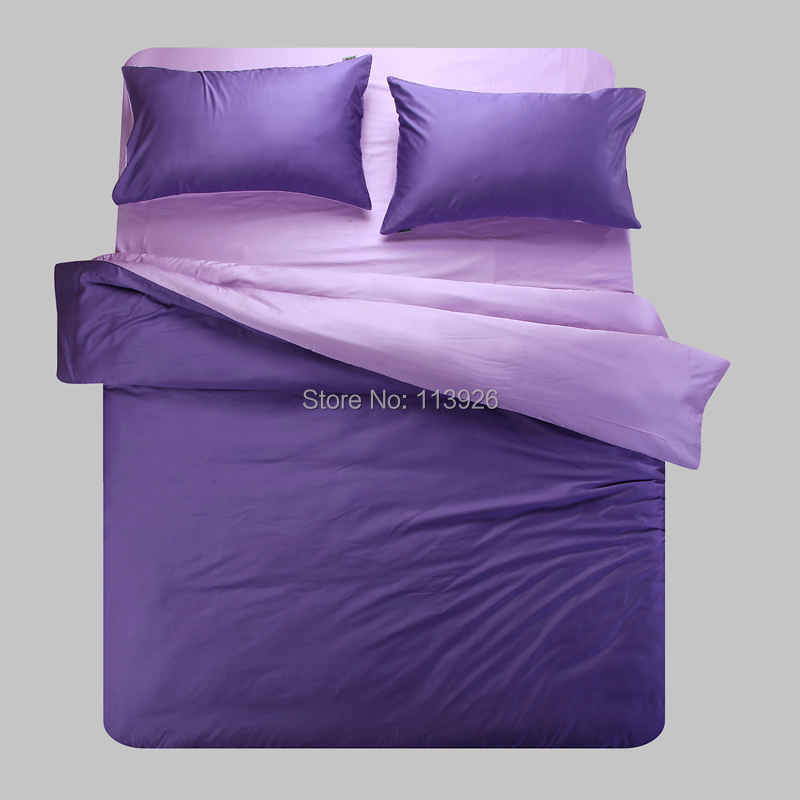 2014 new style 4 piece double faced bedding set duvet for Bedding styles 2014