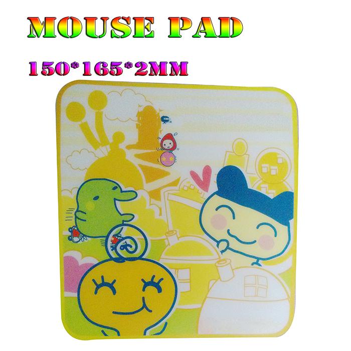 2PCS/LOT New 2015 150X165X2mmTop gaming mouse Pad anime Mouse Pad PC Computer Gaming Mice Play Mat cartoon Mousepad()