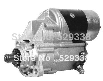 DENSO STARTER MOTOR 028000-8400 028000-8402 RE19275 TY6688 TY6719 17362 FOR BOBCAT SKID STEER LOADER , JOHN DEERE(China (Mainland))