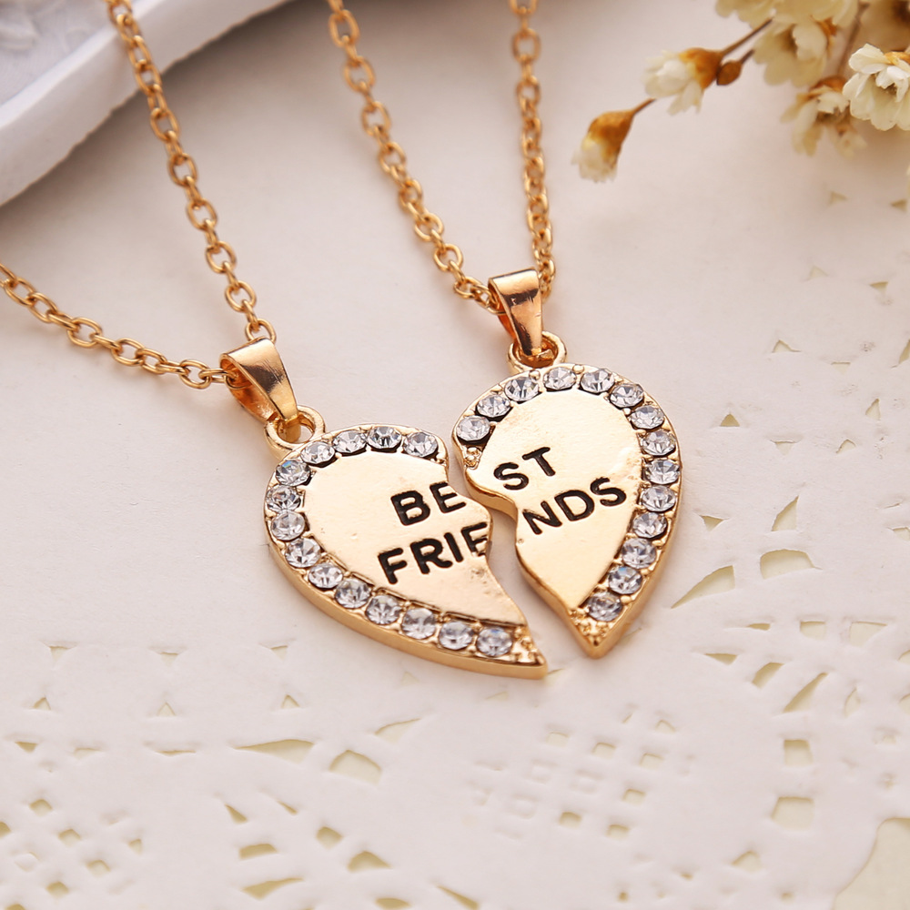 2015 new fashion gold silver chains best friends fine for Lindenwold fine jewelers jewelry showroom price