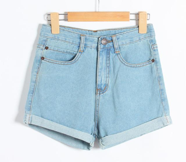 2016 новое поступление мода марка летние женщин шорты свободно хлопка с коротким ...