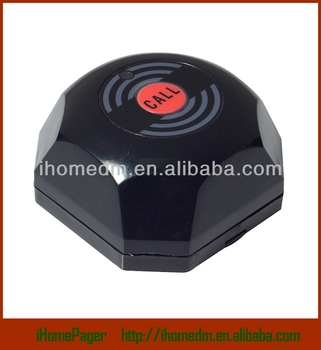 Service Paging System single call button CE FCC Certificate